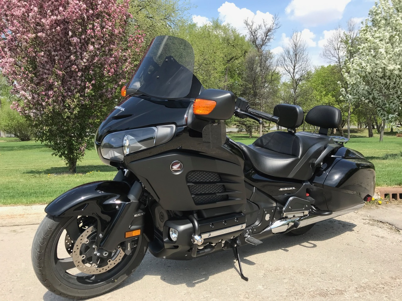 2018 Goldwing And Tour More Details W Pricing Theglforum Gl1800 Cruise Wiring Schematic 2013 Black F6b